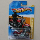 [MISSING PIECE ERROR] Hot Wheels 2012 HW Premiere Harley Davidson Fat Boy (red)