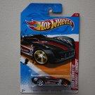 Hot Wheels 2012 Thrill Racers City Stunt 2009 Corvette Stingray Concept (black)