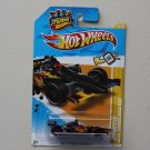 Hot Wheels 2012 New Models 2011 Indycar Oval Course Race Car (black)