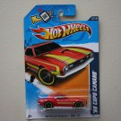 Hot Wheels 2012 Muscle Mania GM '68 Copo Camaro (red - Walmart Excl.)