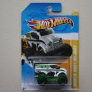 Hot Wheels 2012 HW Premiere Monster Dairy Delivery (white)