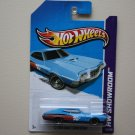 Hot Wheels 2013 HW Showroom '72 Ford Gran Torino Sport (blue)