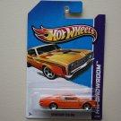 Hot Wheels 2012 HW Premiere '69 Mercury Cyclone (orange)