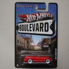 Hot Wheels Boulevard Case J 1955 Corvette