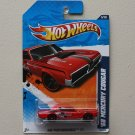 Hot Wheels 2011 HW Performance '68 Mercury Cougar (red)