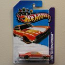 Hot Wheels 2012 Muscle Mania GM '67 Oldsmobile 442 (orange - Kmart Excl.)