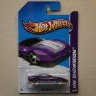 Hot Wheels 2013 HW Showroom '80s Corvette (purple)