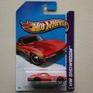 Hot Wheels 2013 HW Showroom '64 Corvette Sting Ray (red)