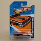 Hot Wheels 2012 Muscle Mania Ford Custom '64 Galaxie 500 (orange)