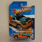 Hot Wheels 2012 HW City Works Diesel Duty (teal)