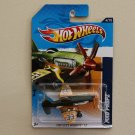 Hot Wheels 2012 HW City Works Mad Propz (green) (SEE CONDITION)