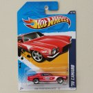 Hot Wheels 2012 HW Performance '70 Camaro (red)