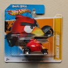 Hot Wheels 2012 HW Premiere Angry Birds (Red Bird)