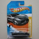 Hot Wheels 2011 New Models Lamborghini Estoque (grey) (SEE CONDITION)