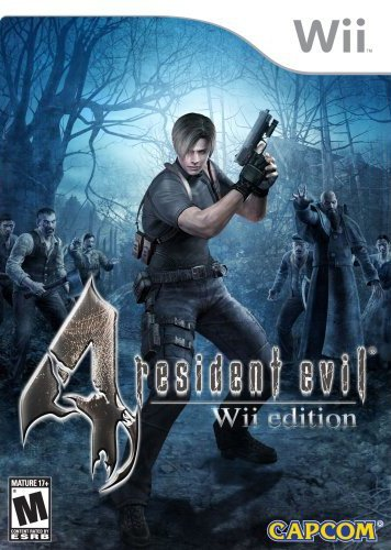 Resident Evil 4 (Nintendo Wii) - NEW