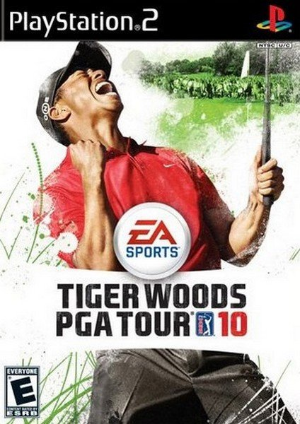 EA Sports Tiger Woods PGA Tour '10 (Playstation 2) - USED