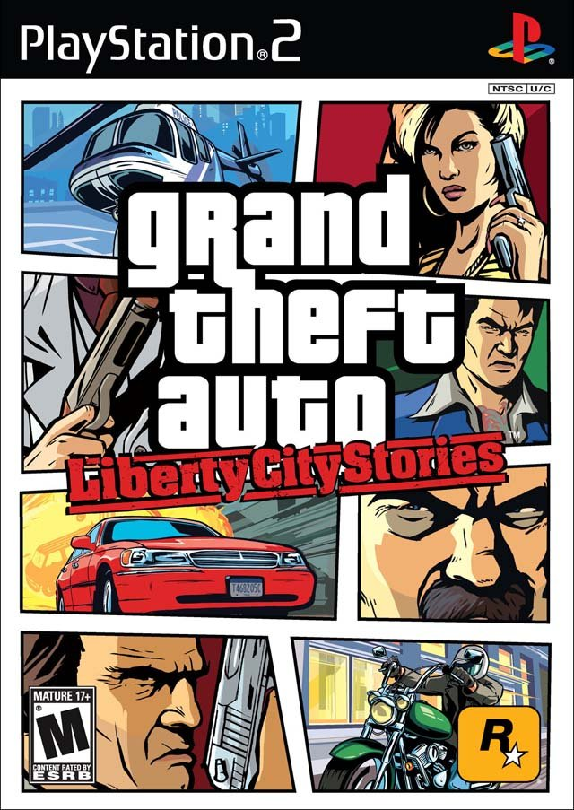 Grand Theft Auto: Liberty City Stories (Playstation 2) - USED
