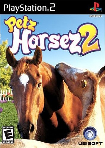 Petz Horsez 2 (Playstation 2) - USED