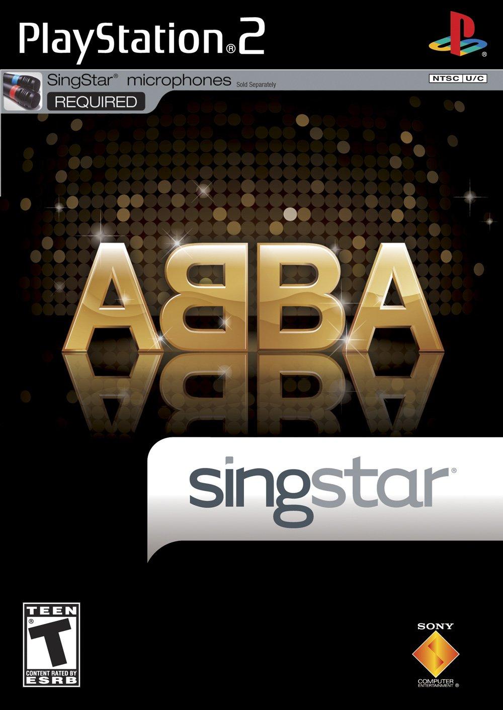Singstar ABBA (Playstation 2) - USED