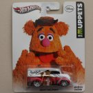 Hot Wheels 2013 Pop Culture The Muppets Dairy Delivery