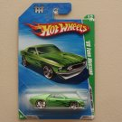 Hot Wheels 2010 Treasure Hunts '69 Ford Mustang