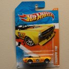 Hot Wheels 2011 Track Stars Triumph TR6 (yellow)