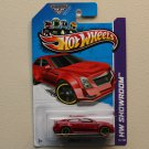 Hot Wheels 2013 HW Showroom Cadillac CTS-V (red)