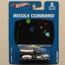 Hot Wheels Nostalgia ATARI Missle Command Fast Gassin