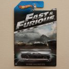 Hot Wheels 2013 Fast & Furious '08 Dodge Challenger SRT8