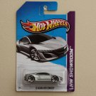 Hot Wheels 2013 HW Showroom '12 Acura NSX Concept (silver)