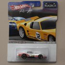 Hot Wheels Racing 2012 ROADRCR (Road Racer) '76 Greenwood Corvette