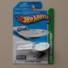 Hot Wheels 2013 HW Imagination Star Trek U.S.S. Enterprise NC-1701 (white)