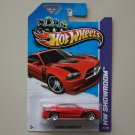 Hot Wheels 2013 HW Showroom '11 Dodge Charger R/T (red)