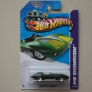 Hot Wheels 2013 HW Showroom Corvette Stingray (green)