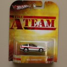 Hot Wheels 2013 Retro Entertainment The A-Team '80s Corvette