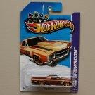 Hot Wheels 2013 HW Showroom '71 El Camino (spectraflame orange) Super Treasure Hunt (SEE CONDITION)