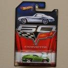 Hot Wheels 2013 Corvette 60th Anniversary 1963 Corvette (Tooned)