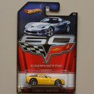 Hot Wheels 2013 Corvette 60th Anniversary '11 Corvette Grand Sport