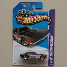 Hot Wheels 2013 HW Showroom '67 Camaro (black)