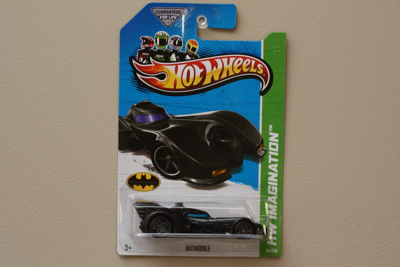 Hot Wheels 2013 HW Imagination Batmobile (1989)