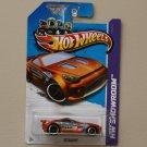 Hot Wheels 2013 HW Showroom Scorcher (burnt orange) (KROGER SCAVENGER HUNT)