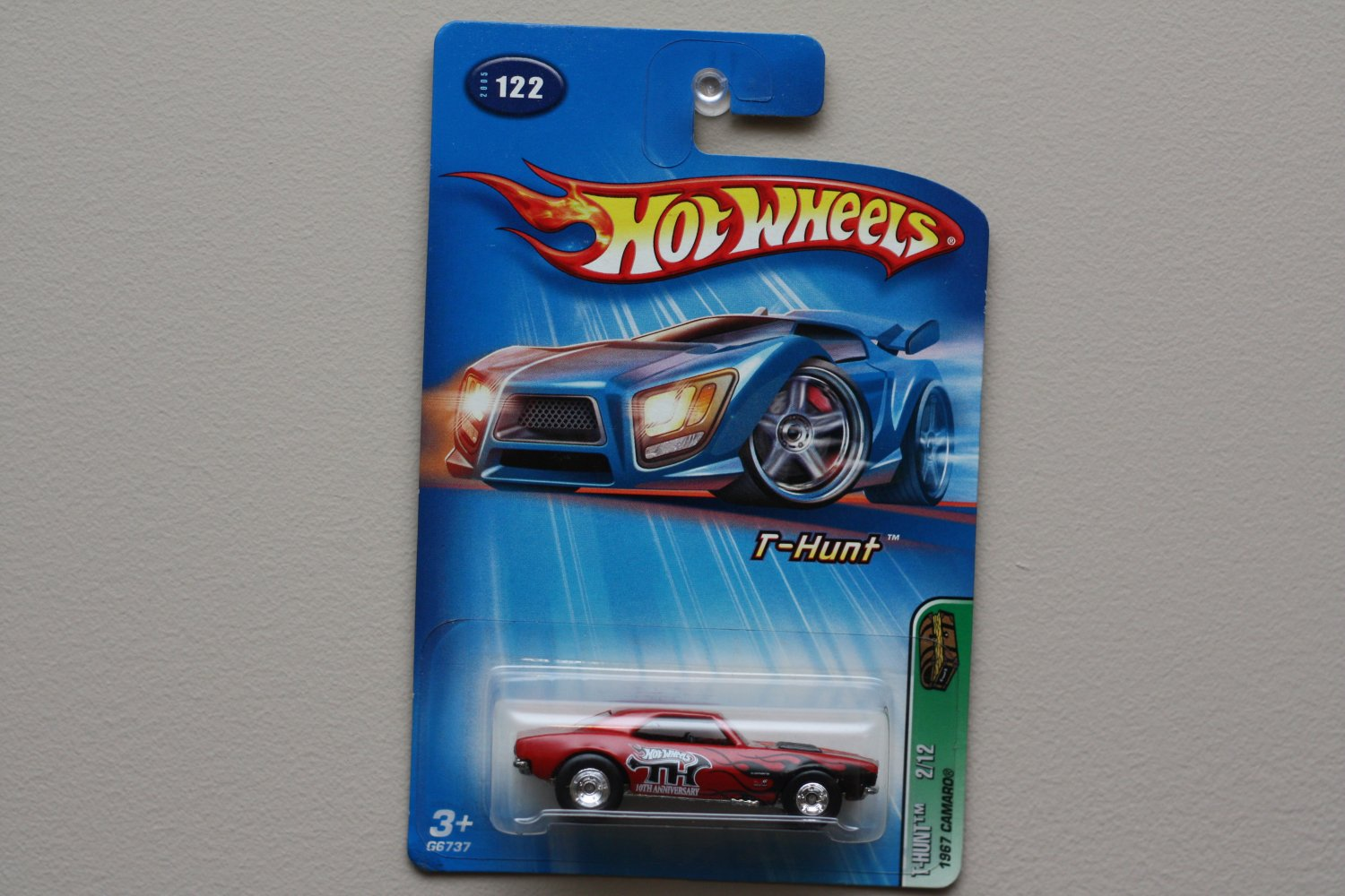 Hot Wheels 2005 Treasure Hunts (T-Hunts) '67 Camaro