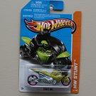 Hot Wheels 2013 HW Stunt Street Noz (lime green)
