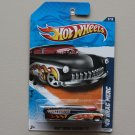 Hot Wheels 2011 HW Drag Racers '49 Drag Merc (black - Kmart Excl.)