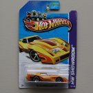 Hot Wheels 2013 HW Showroom '76 Greenwood Corvette (yellow)