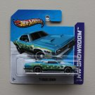 Hot Wheels 2013 HW Showroom '71 Dodge Demon (teal)