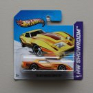Hot Wheels 2013 HW Showroom '76 Greenwood Corvette (yellow)