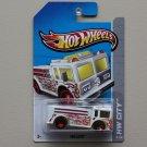 Hot Wheels 2013 HW City Fire-Eater (white) Treasure Hunt