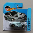 Hot Wheels 2014 HW City Subaru WRX STI (grey) Treasure Hunt