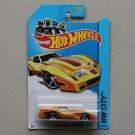Hot Wheels 2013 HW City '76 Greenwood Corvette (yellow)